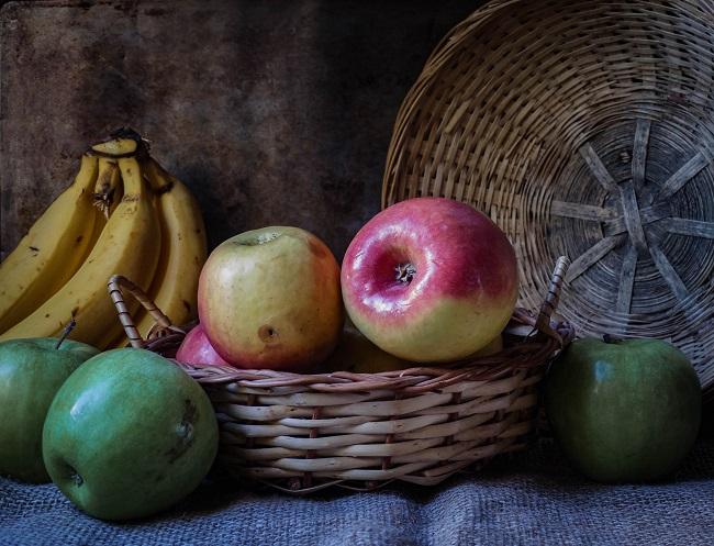 Jabuke i banane su dobar izvor vlakana - Kivilaks