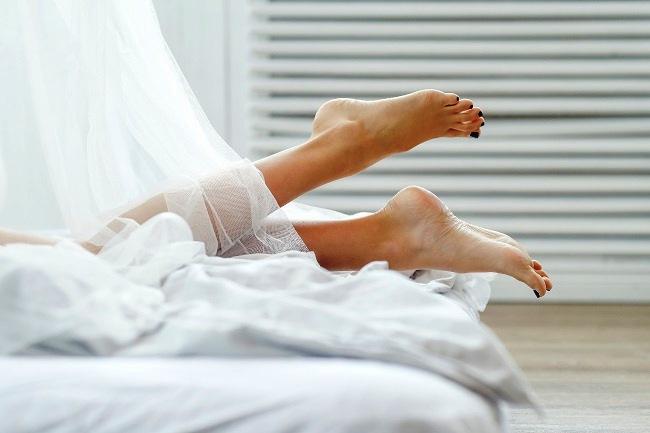 Sindrom nemirnih nogu je čest u trudnoći - Kivilaks