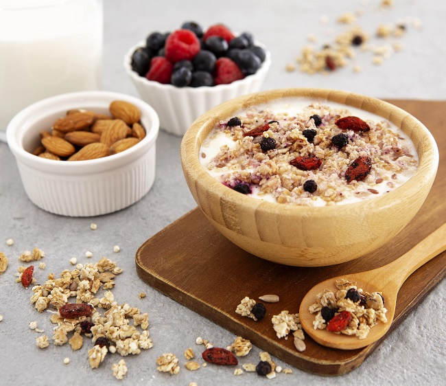 Ukusan i zdrav doručak - Kivilaks